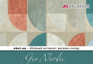 Інтер'єри AS Creation Geo Nordic