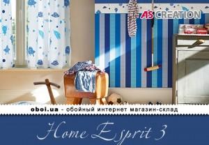 Обои AS Creation Home Esprit 3