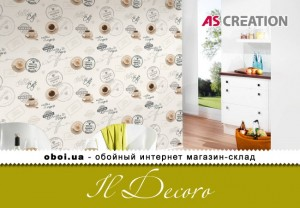 Інтер'єри AS Creation Il Decoro