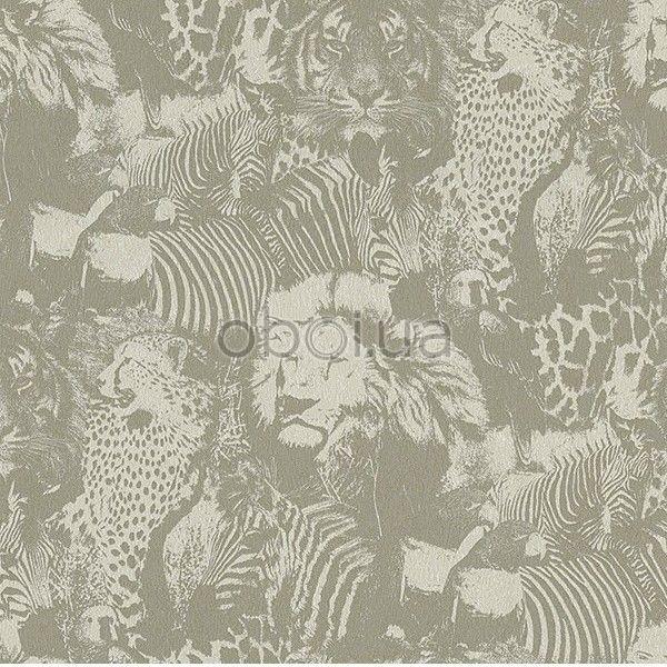 Обои AS Creation Jungle 96243-2