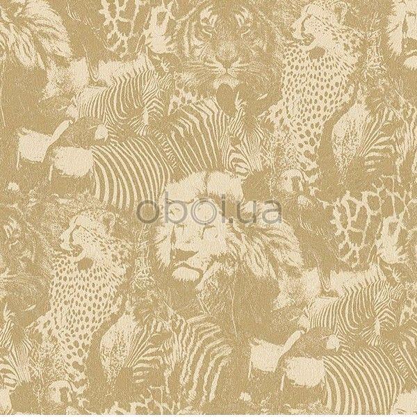 Обои AS Creation Jungle 96243-4