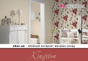 Інтер'єри AS Creation Kingston