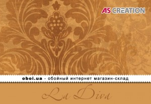 Інтер'єри AS Creation La Diva