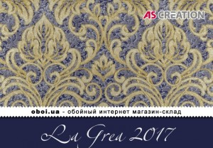 Обои AS Creation La Grea 2017
