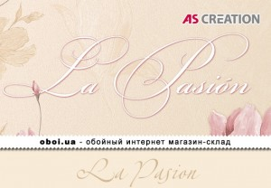 Інтер'єри AS Creation La Pasion