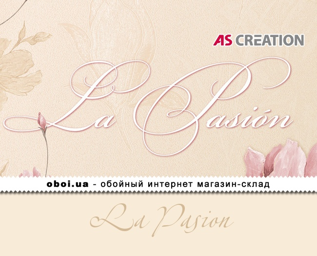 Обои AS Creation La Pasion