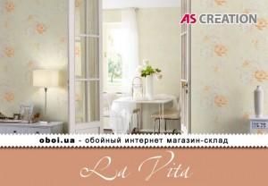 Інтер'єри AS Creation La Vita