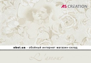 Інтер'єри AS Creation L'amour
