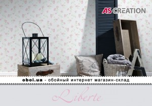 Інтер'єри AS Creation Liberte