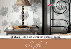 Інтер'єри AS Creation Life 3