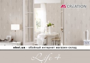 Інтер'єри AS Creation Life 4
