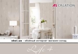 Обои AS Creation Life 4
