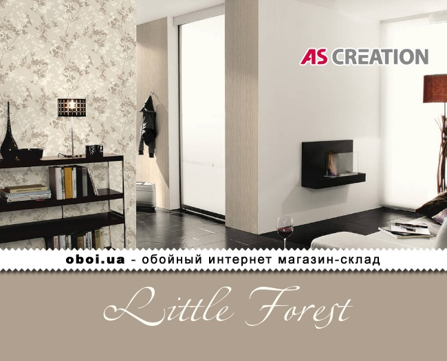 Шпалери AS Creation Little Forest