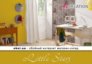 Інтер'єри AS Creation Little Stars