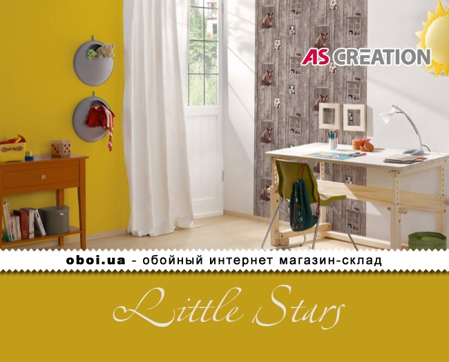 Шпалери AS Creation Little Stars