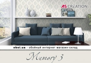Інтер'єри AS Creation Memory 3