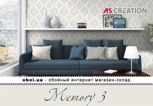 Обои AS Creation Memory 3