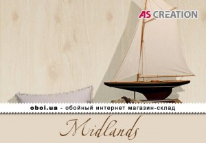 Інтер'єри AS Creation Midlands