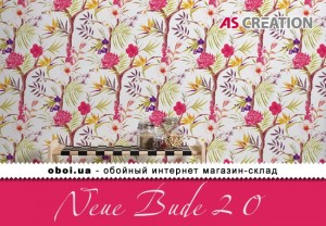 Інтер'єри AS Creation Neue Bude 2 0