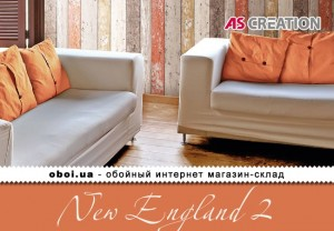 Інтер'єри AS Creation New England 2