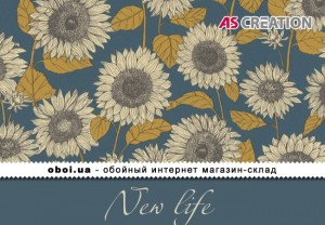 Інтер'єри AS Creation New life