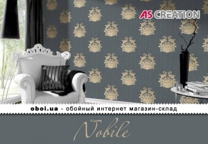 Інтер'єри AS Creation Nobile