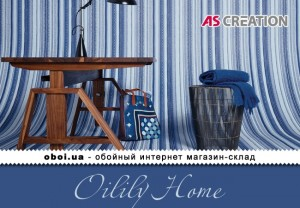 Інтер'єри AS Creation Oilily Home