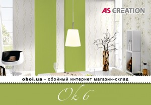 Інтер'єри AS Creation Ok 6