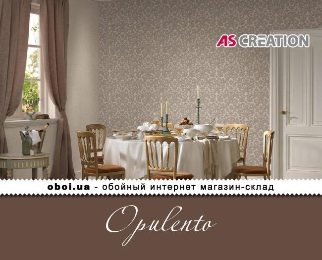 Виниловые обои на флизелиновой основе AS Creation Opulento