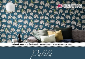 Інтер'єри AS Creation Palila