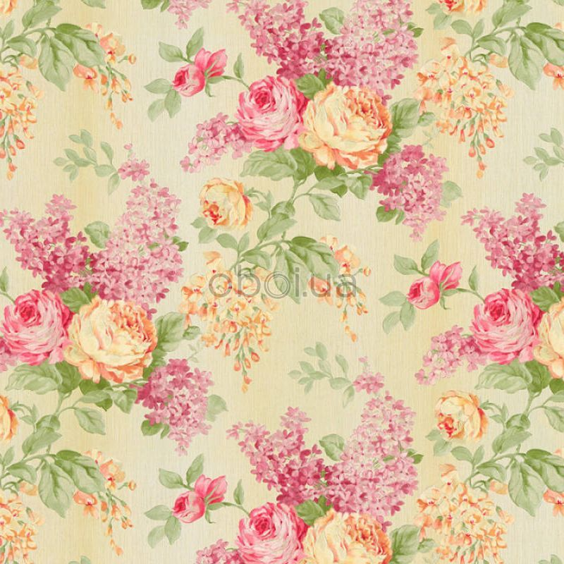 Обои AS Creation Paradise Flower 34148-2