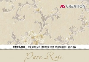 Обои AS Creation Pure Rose