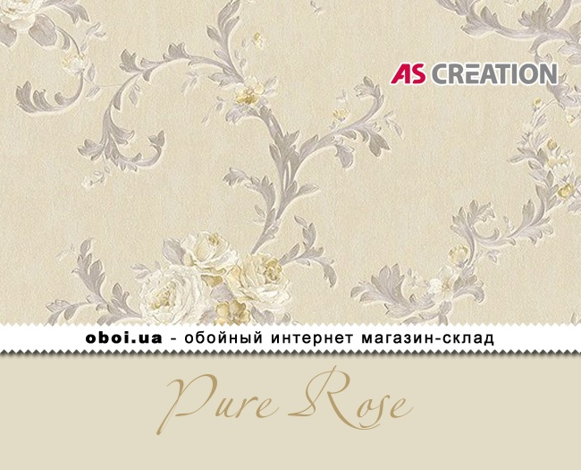 Шпалери AS Creation Pure Rose