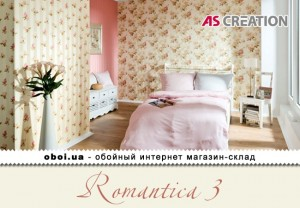 Інтер'єри AS Creation Romantica 3