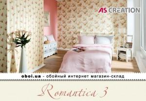 Обои AS Creation Romantica 3