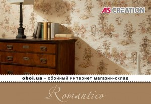 Інтер'єри AS Creation Romantico
