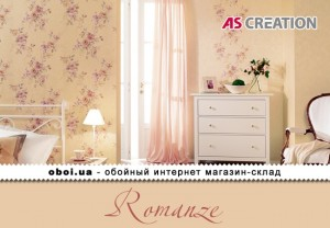 Інтер'єри AS Creation Romanze