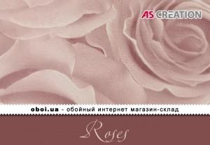 Обои AS Creation Roses