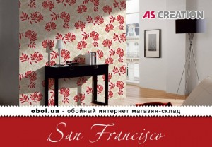 Інтер'єри AS Creation San Francisco