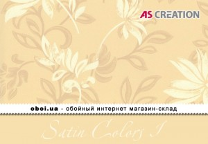 Обои AS Creation Satin Colors I