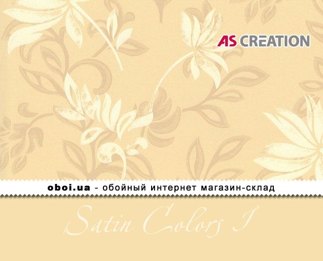 Обои AS Creation Satin Colors I