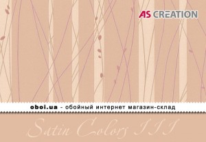 Обои AS Creation Satin Colors III
