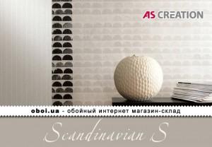 Обои AS Creation Scandinavian S