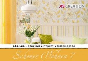 Інтер'єри AS Creation Schoner Wohnen 7