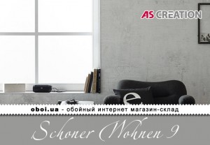 Інтер'єри AS Creation Schoner Wohnen 9