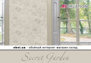 Інтер'єри AS Creation Secret Garden