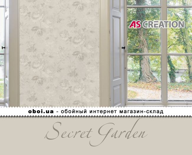 Обои AS Creation Secret Garden