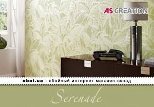 Обои AS Creation Serenade