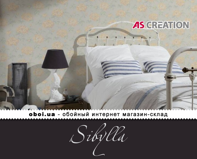 Обои AS Creation Sibylla
