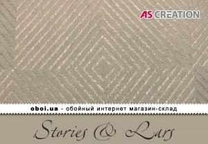 Обои AS Creation Stories & Lars